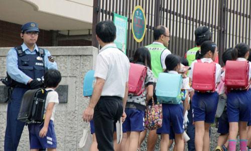 Dịch vụ bảo vệ trường học (Long Hải)